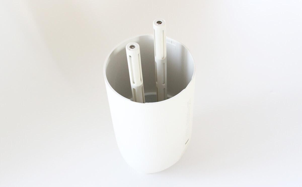 卓上で使えるおしゃれなコードレス加湿器 LUMENA H3