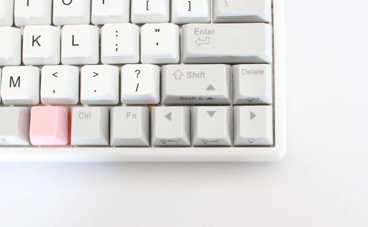 キーボード NiZ ATOM66